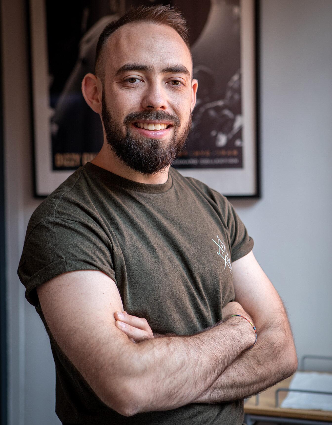 Kevin Hortigüela